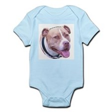 American Staffordshire Terrier Infant Creeper