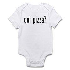got pizza? Infant Bodysuit
