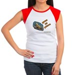 Beware The Platypus Women's Cap Sleeve T-Shirt
