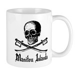 Manitou Island Pirate Mug
