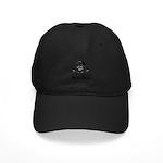 Manitou Island Pirate Black Cap