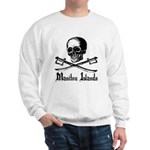 Manitou Island Pirate Sweatshirt