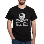 Manitou Island Pirate Dark T-Shirt