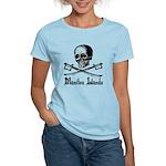 Manitou Island Pirate Women's Light T-Shirt
