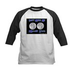 Don't Make Me Moon You Lunar Kids Baseball Jersey