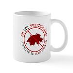 Not Switzerland Mug