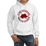 Not Switzerland Hooded Sweatshirt