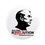 "Ron Paul Revolution 3.5"" Button (100 pack)"