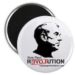 """Ron Paul Revolution 2.25"""" Magnet (100 pack)"""