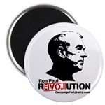 "Ron Paul Revolution 2.25"" Magnet (10 pack)"