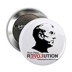 """Ron Paul Revolution 2.25"""" Button (100 pack)"""