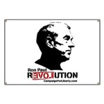 Ron Paul Revolution Banner