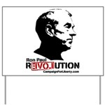 Ron Paul Revolution Yard Sign