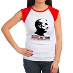 Ron Paul Revolution Women's Cap Sleeve T-Shirt
