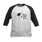 Roaches I Have Known Kids Baseball Jersey