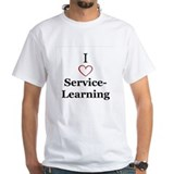 I love service-learning Shirt