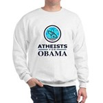 Atheists for OBAMA Sweatshirt