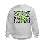 Official Cow Tipper Kids Sweatshirt