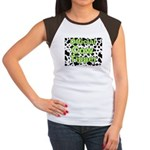 Official Cow Tipper Women's Cap Sleeve T-Shirt