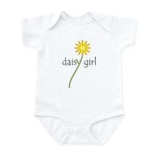 Yellow Daisy Girl Onesie
