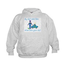 Cool That give back Hoodie