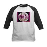 Funnel Cake Kids Baseball Jersey