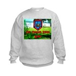 The Trailer Park King Kids Sweatshirt