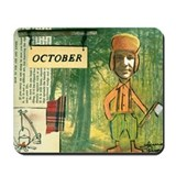 Lumberjack Joe Mousepad