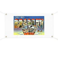 Bradley Beach New Jersey Banner