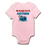 Fix Anything Grandpa Onesie