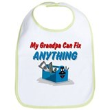 Fix Anything Grandpa Bib