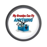 Fix Anything Grandpa Wall Clock