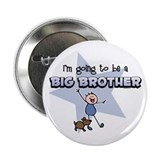 "Stick Boy Future Big Brother 2.25"" Button"