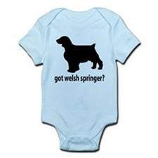 Got Welsh Springer? Onesie