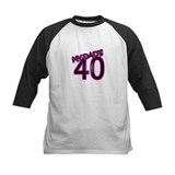 Dad's 40th Birthday Cards & Gifts Tee