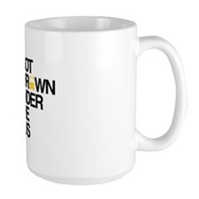 """Thrown Under the Bus"" Mug"