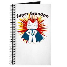 Super Grandpa Journal