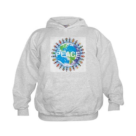 Kids PEACE Hooded Sweatshirt