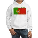 Portugal Portuguese flag Hooded Sweatshirt