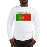 Portugal Portuguese flag Long Sleeve T-Shirt