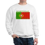 Portugal Portuguese flag Sweatshirt