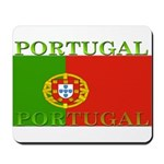 Portugal Portuguese flag Mousepad