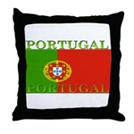 Portugal Portuguese flag Throw Pillow
