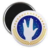 Vulcan Hand Greeting Magnet