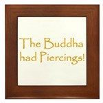 Buddha had piercings! (AMNESTY INTERNATIONAL) Fram