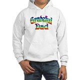 Hooded 'Grateful Dad' Sweatshirt