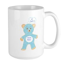 The Swear Bears - Damn Bear Mug