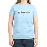 HERSBAND / Gay Slang Women's Light T-Shirt