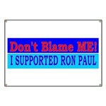 Don't Blame ME-RP Banner