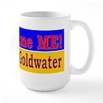 Don't Blame ME-BG Large Mug